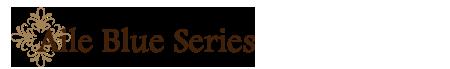 リングピロー専門店ルシエルブリレ 洋風リングピロー / 完成品 一覧 エールブルーシリーズ・リングピロー