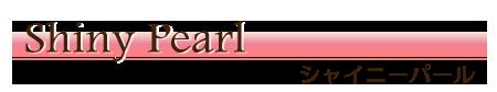 リングピロー専門店ルシエルブリレ イニシャル刺しゅうリングピロー / 完成品 一覧 「シャイニーパール」