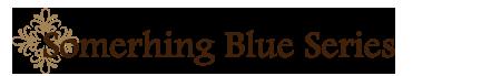 リングピロー専門店ルシエルブリレ イニシャル刺しゅうリングピロー / 完成品 一覧 サムシングブルーシリーズ・リングピロー