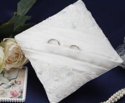 リングピロー専門店ルシエルブリレ/手作りキットの作り方 ~洋風リングピロー~ クレール