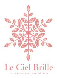リングピロー専門店 ルシエルブリレ 「リングピローとは」 ルシエルブリレのロゴマーク