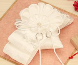 リングピロー専門店ルシエルブリレ/手作りキットの作り方 ~和風リングピロー~ 結 -ゆい-